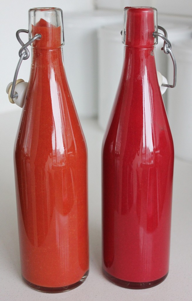Homemade Traditional and Nightshade-free Ketchup