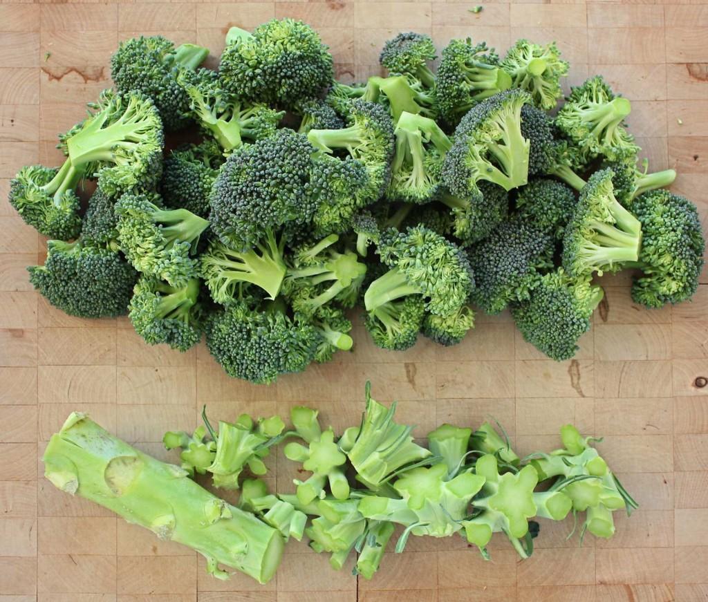 Vegan Broccoli Caesar Salad