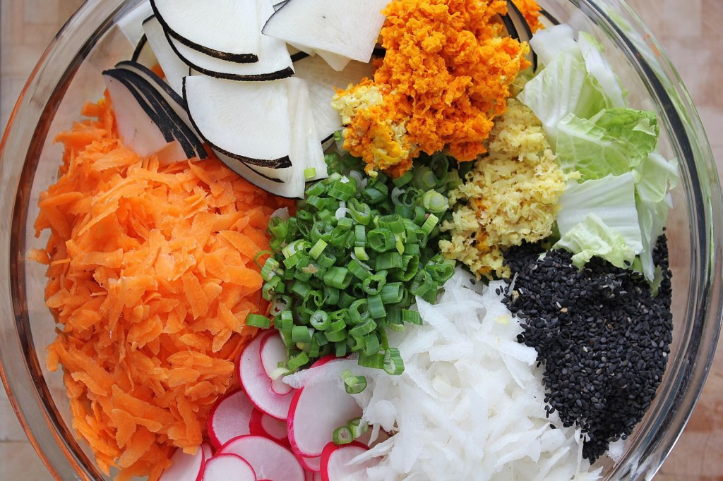 Cancer-Crushing Kimchi