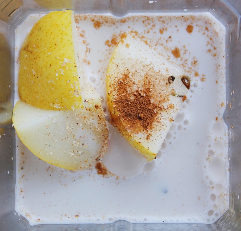 Spiced Almond & Brazil nut Chia Pudding