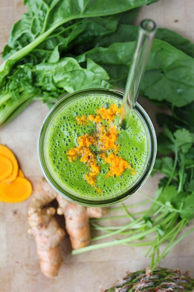 Anti-inflammatory Green Smoothie