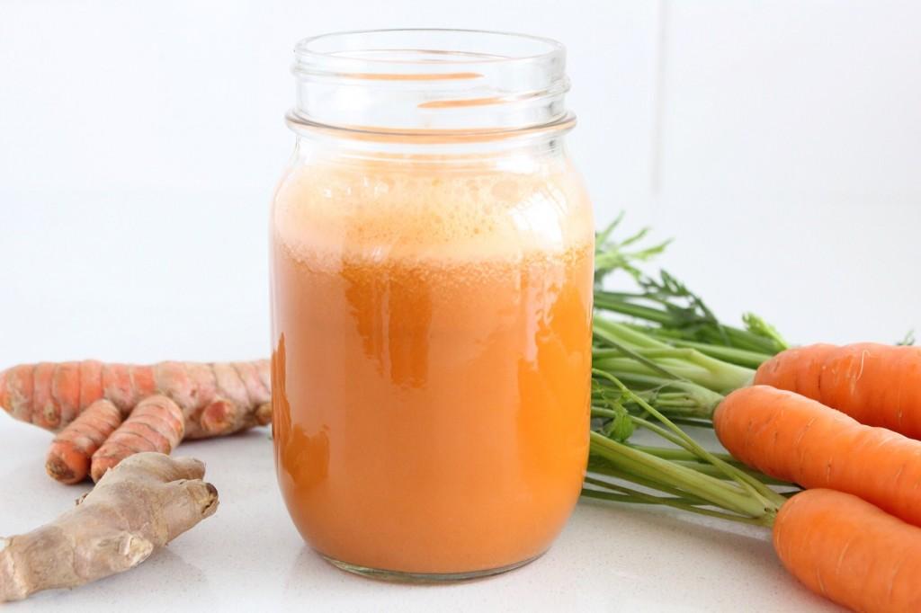 Pumpkin Spiced Carrot & Walnut Milk
