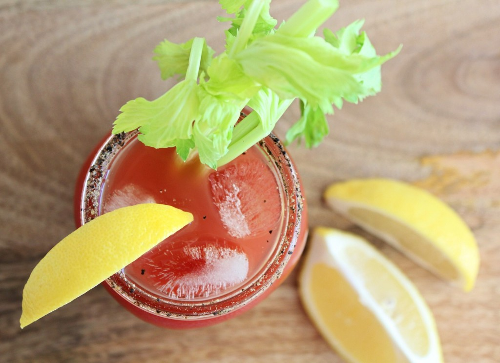 Fire Cider Bloody Mary