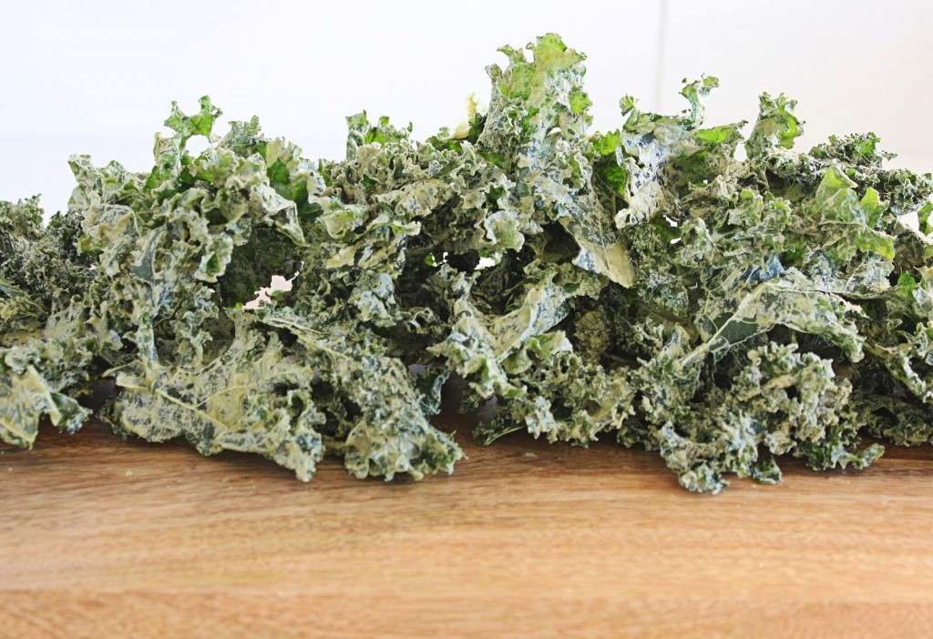 Stuffing Flavoured Kale Chips