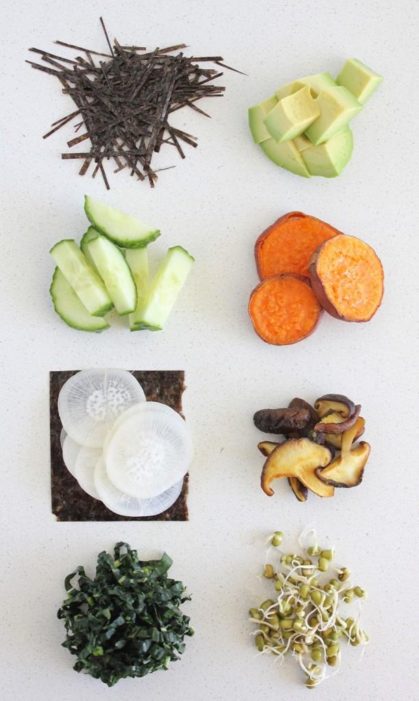 Veggie Donburi
