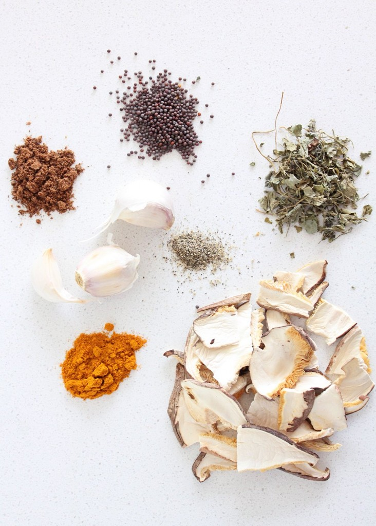 Portobello Mushroom Curry