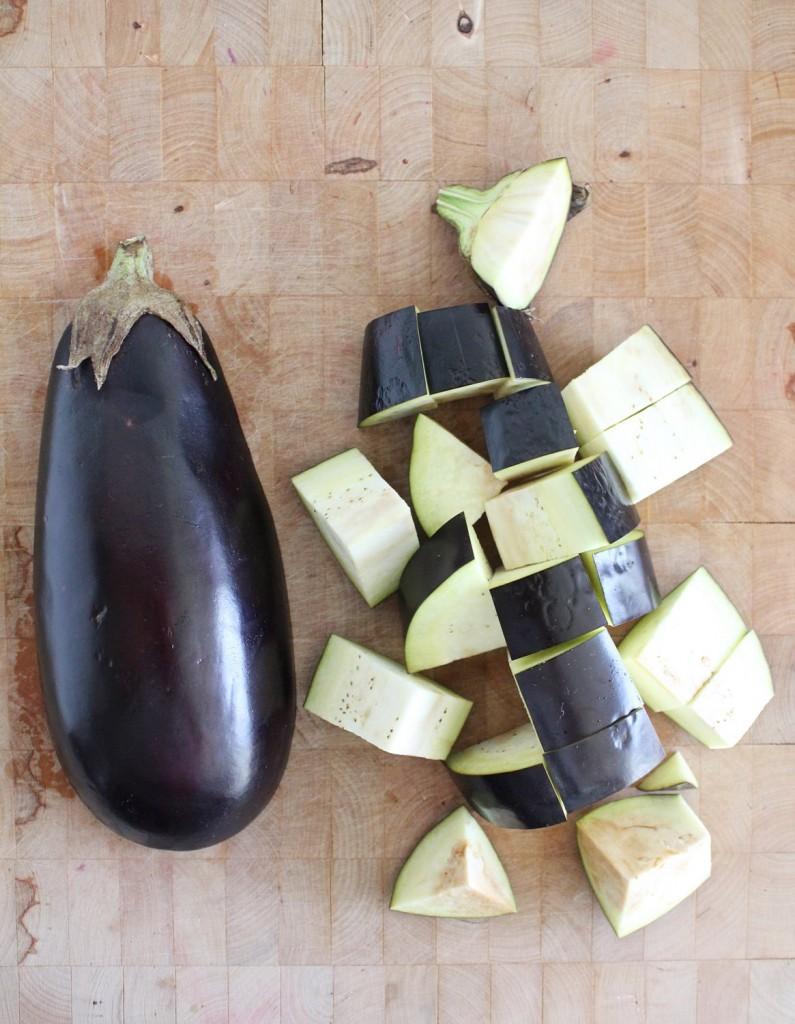 Eggplant Aioli