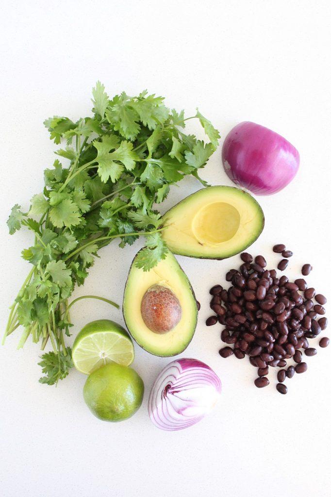 Avocado & Black Bean Salad
