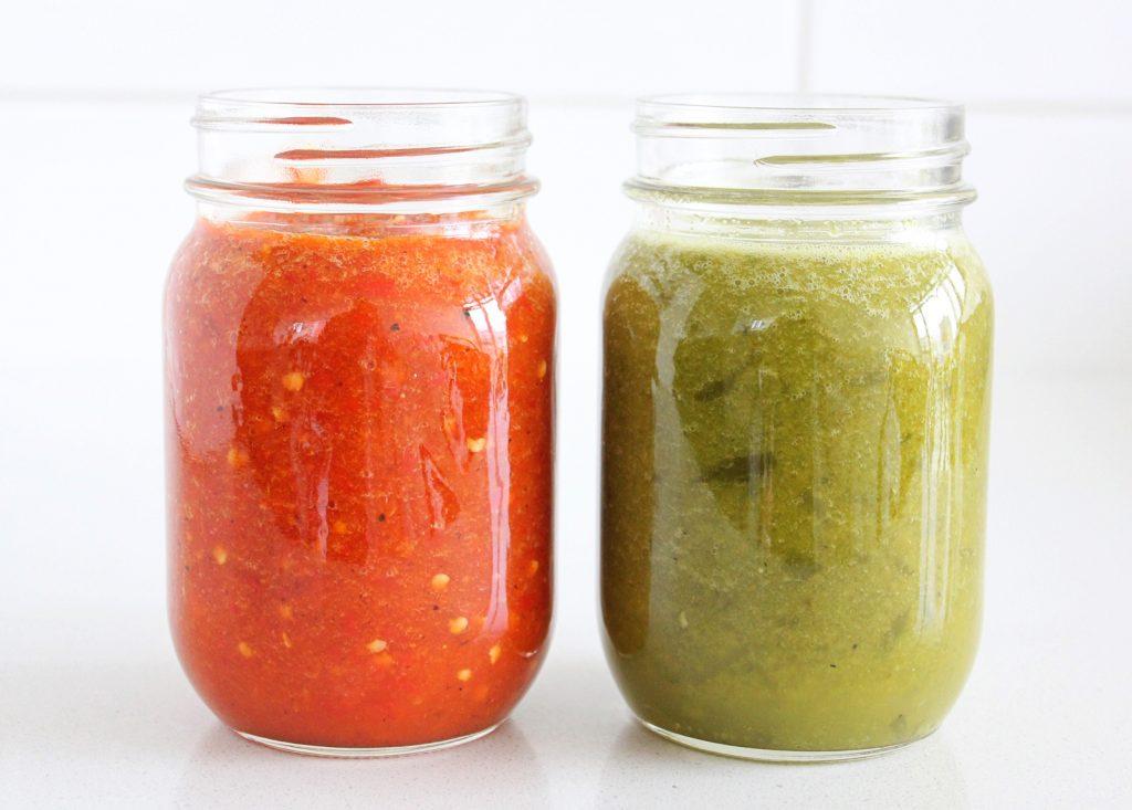Fermented Fresh Chili Hot Sauce